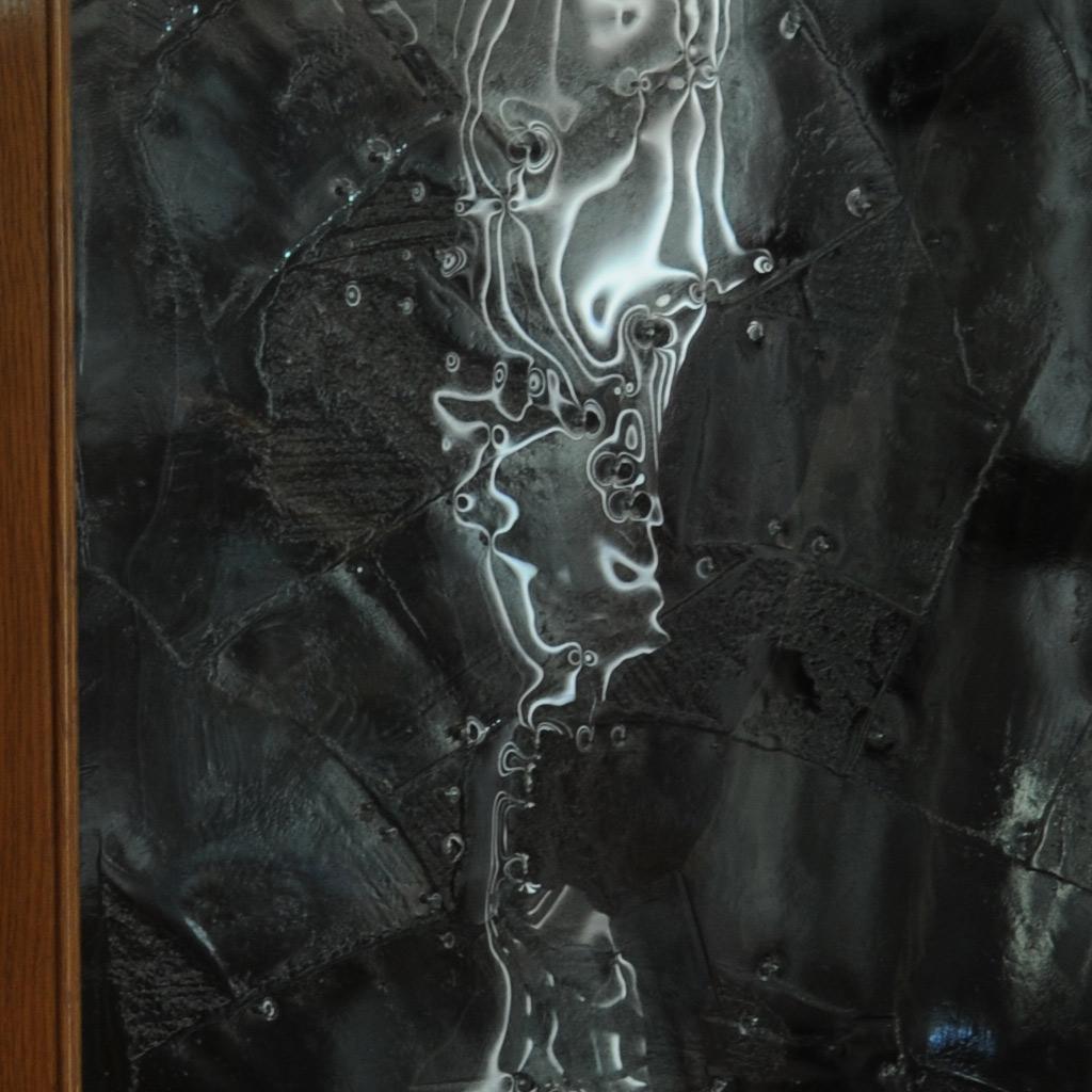 cristal puerta coruña